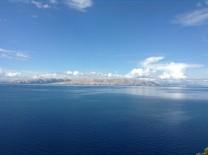 Coastal Road from Rijeka to Rab Island