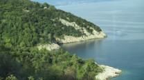 East Croatia Coastal Road