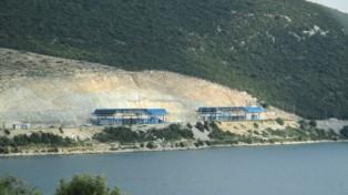 Bosnia Herzegovina Border