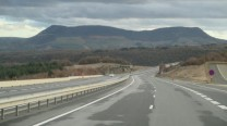 Drive to Lodeve