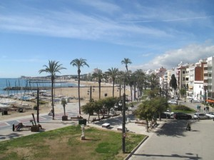 Sitges Seafront