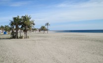 Carboneros Beach