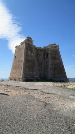 Watchtower at La Mesa Roldan