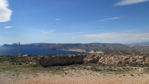 View from La Mesa Roldan