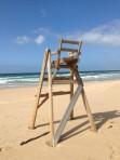 Picture postcard on Zahara de los Atunes Beach