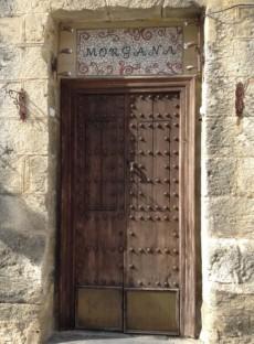 Moorish Door Entrance