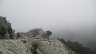 Up in the Clouds Sierra Bermeja