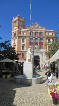 Plaza de las Flores and the Correros