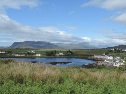 Loch na Lathaich & Bunessan