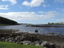 Loch na Lathaich from Bunessan