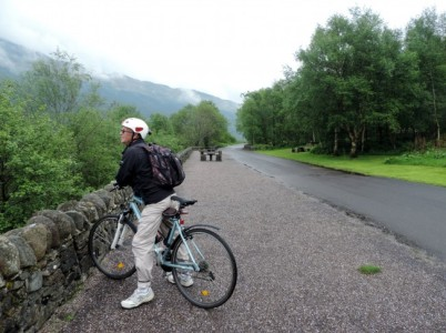 West Loch Lomond Cycle Path