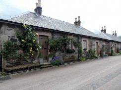 Traditional Cottages at Luss
