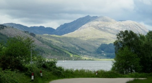 Drive to Loch Lomond