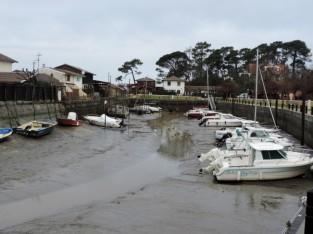 Taussat Harbour