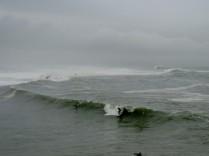 Surfing Biarritz