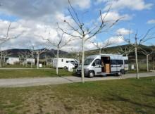 Camping Ezcaba, Pamplona