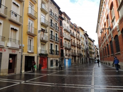 Pamplona Old Town