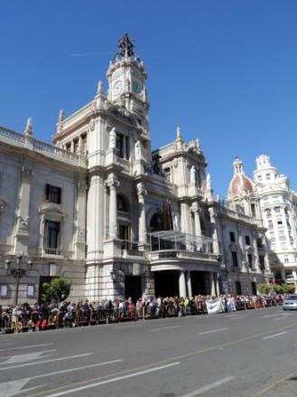 Ayuntamiento, Plaza del Ayuntamiento, Valencia