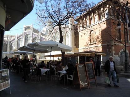 Indoor Market, Valencia