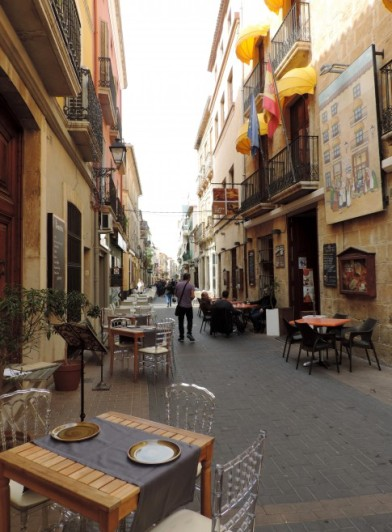 Carrer Loreta, best place for tapas?