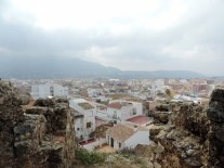 View of Denia from the Castle