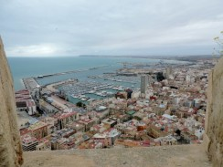 Alicante Old Town and Port