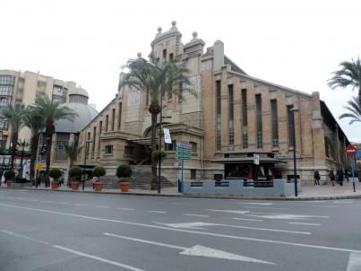 The Mercando, Alicante, Spain