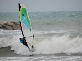 Windsurfer at Cambrils