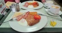 Breakfast at Scallops, Javea