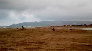 L'Estartit beach