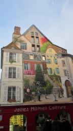 Trompe l'oeil, Chartres