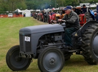Tractorr Display