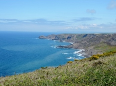Boscastle to Crackington Haven Coastal Path