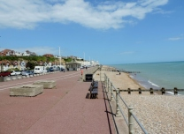 St Leonards Beach, Hastings