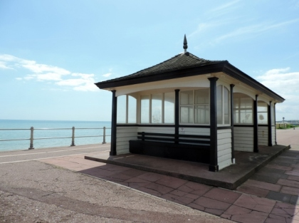 Beach Shelter, Hastings