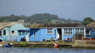 Hardy's Riverside Home