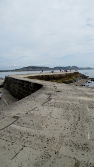 Cobb Harbour Wall
