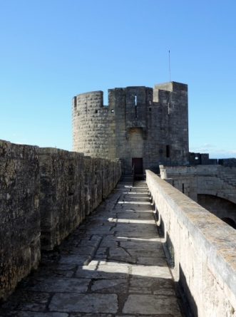 Walking the Ramparts Aigues-Mortes