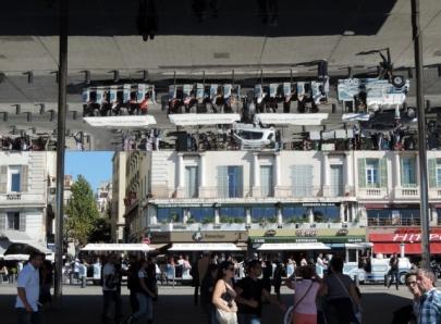 Mirror Image, Vieux Port, Marseilles