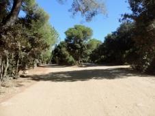 Walking & cycling trails, Ile de Porquerolles