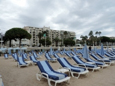 Private Beaches at La Croisette