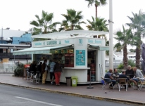 Food Kiosks, where to get your Pain Bagnet!