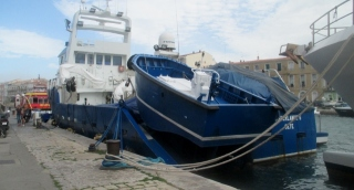 Fishing Boats - Sete