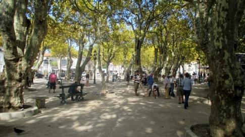 Places des Lices, St. Tropez