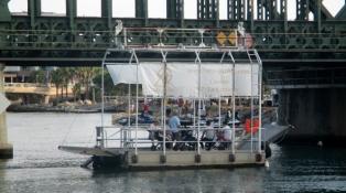 Golfer's Ferry