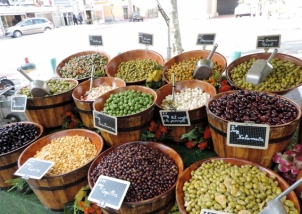 Market at Castellane