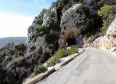 Rte, de Cretes, Gorges du Verdon