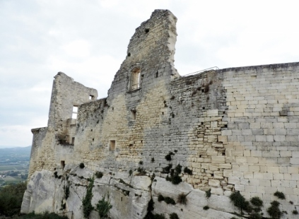 Ruins of the Chateau Lacoste