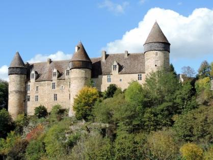 Chateau at Culan