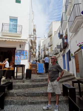 Old Town Peniscola